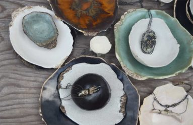 tableware, ceramics and jewelry